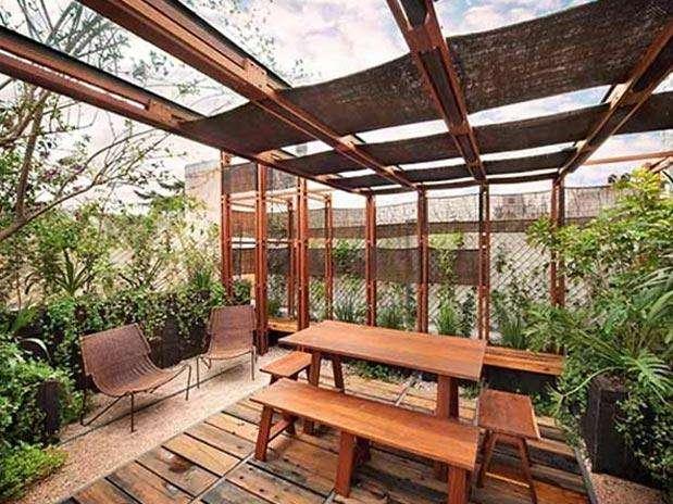 """Un jardín en la azotea: lo """"de hoy"""" en el diseño del hogar"""