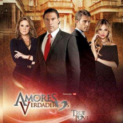 Terra/'Amores Verdaderos' / Televisa