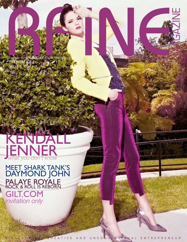 Raine Magazine