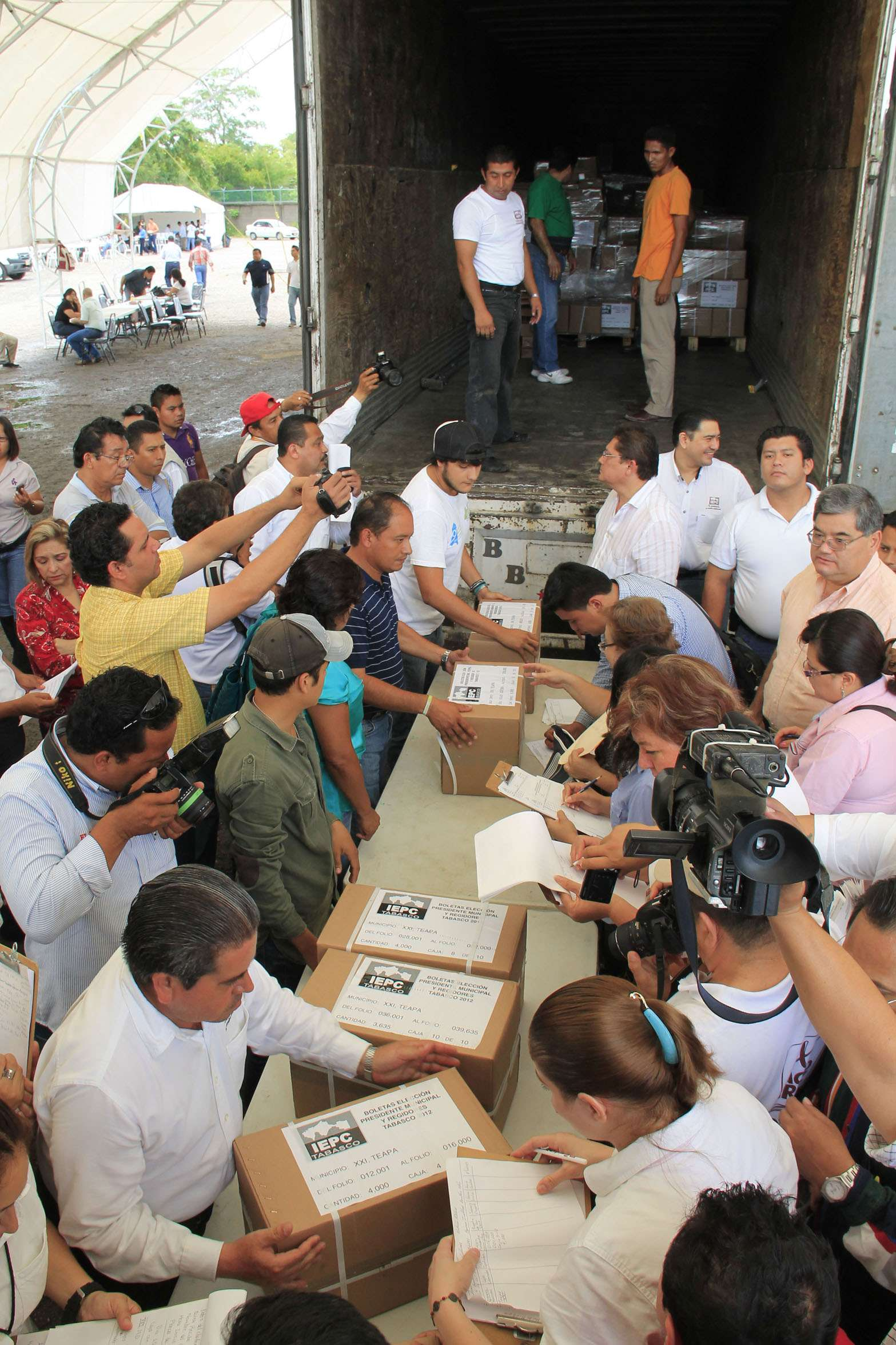 Alcalde de Tabasco reporta violencia en municipios
