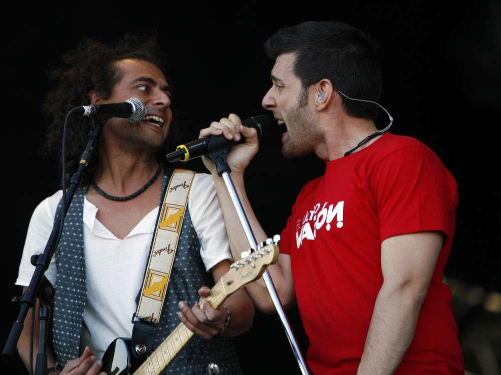Prensa Rock in Rio