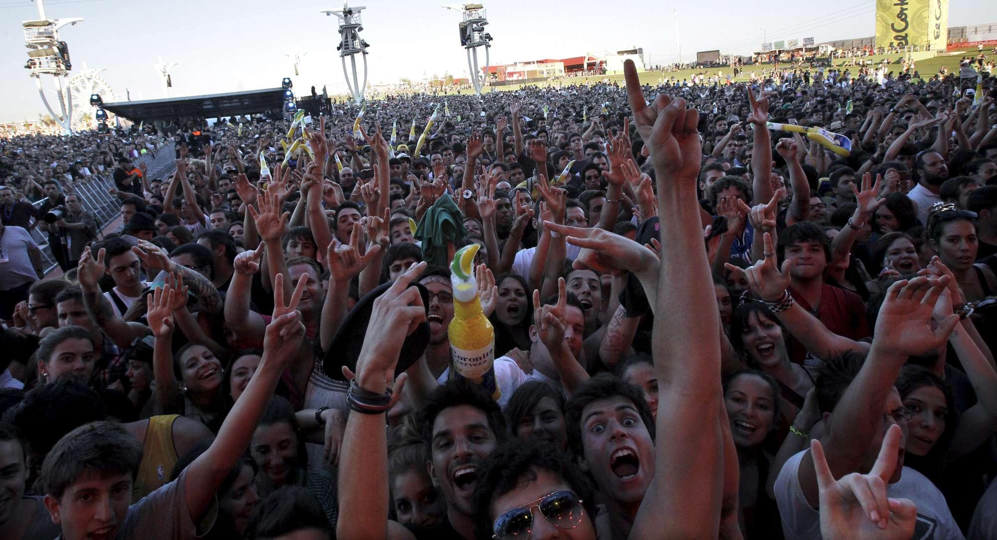 Así se vive la última jornada de Rock in Rio Madrid