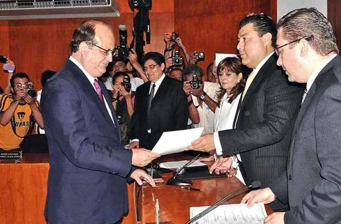 Graco Ramírez es gobernador electo de Morelos