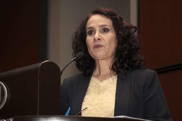Dolores Padierna Luna. Foto: http://www.idn.org.mx/