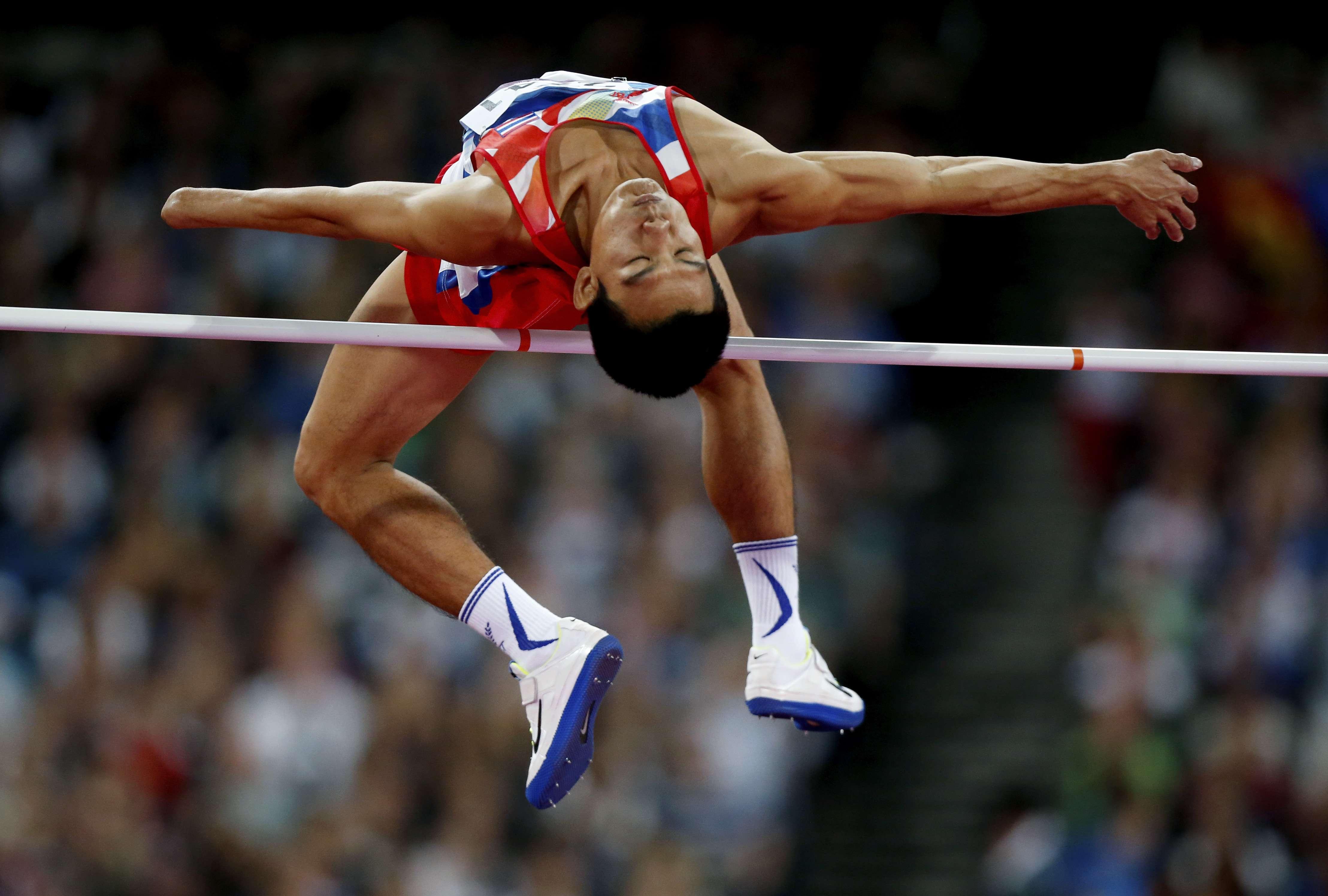 Las mejores imágenes del 10º día de los Juegos Paralímpicos