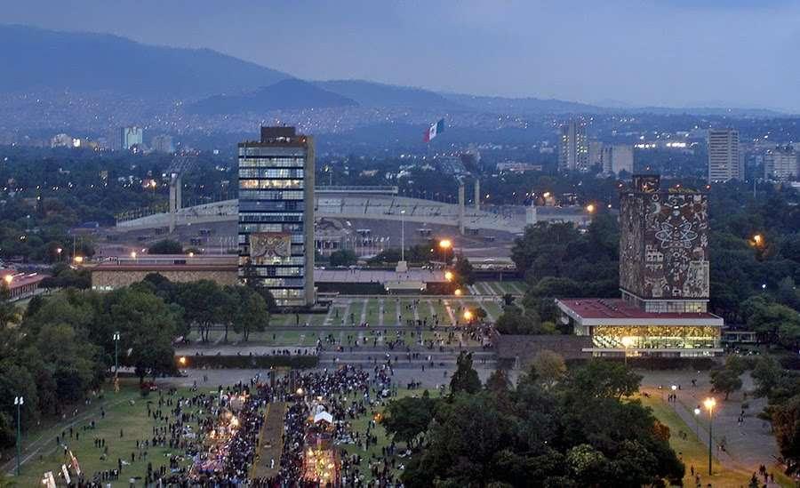 UNAM 102 AÑOS Foto: AFP en español