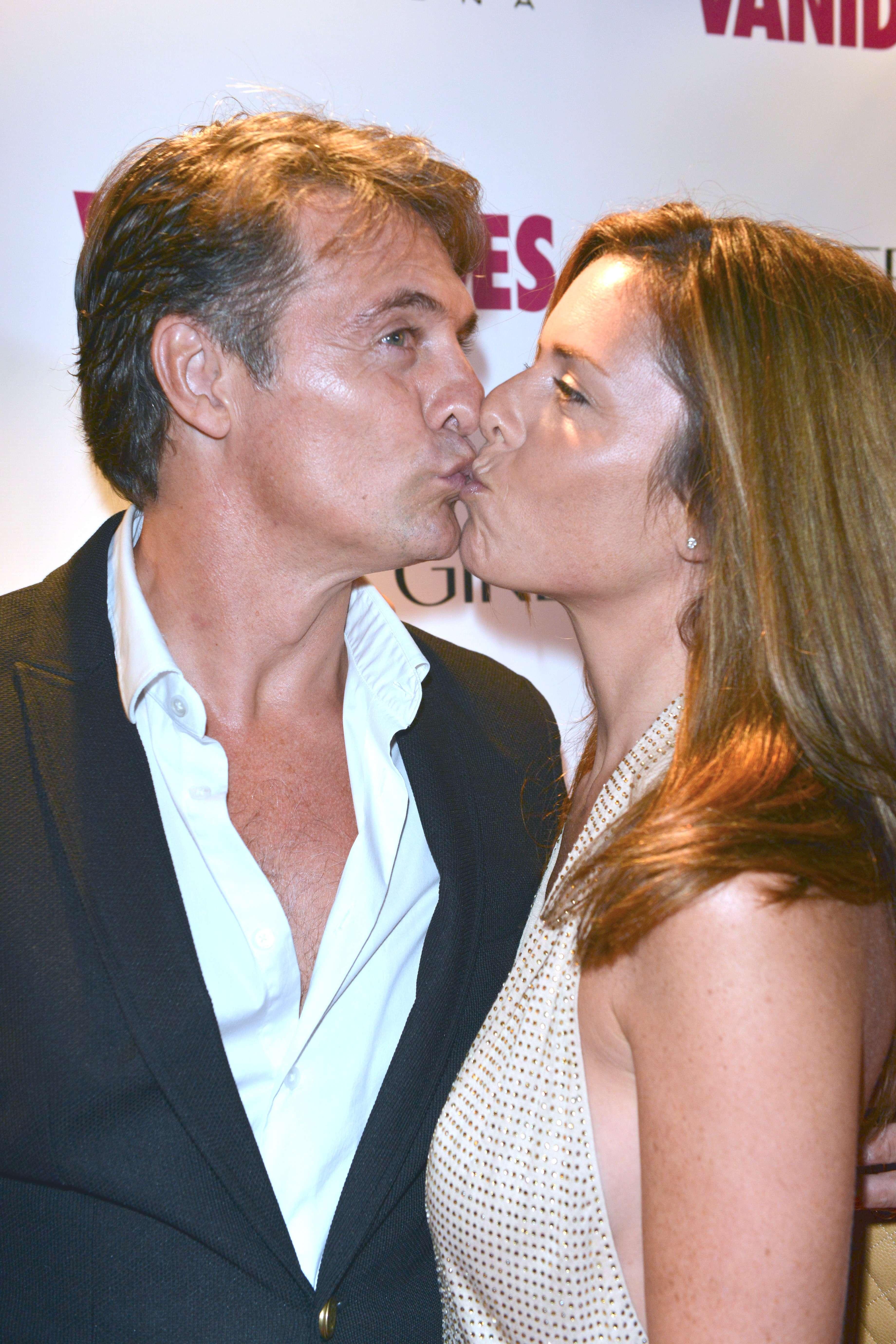 Paparazzi del día: Juan Soler y Maki muy enamorados