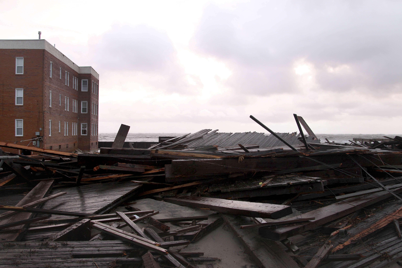 México expresa solidaridad a afectados por 'Sandy' en EE.UU.