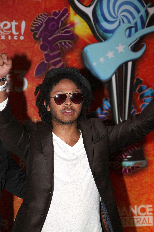 Paparazzi del día: Kalimba reaparece en evento musical