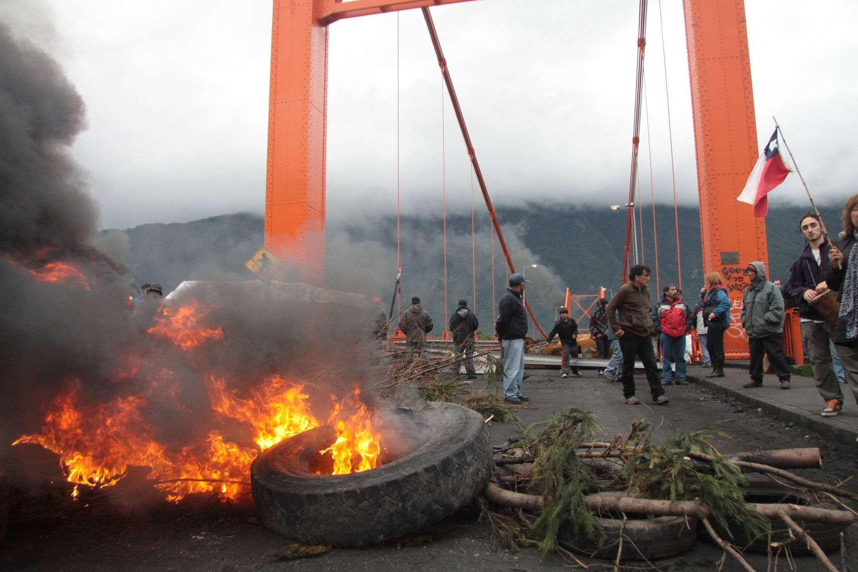 """Tu problema es mi problema"": el estallido social en Aysén"