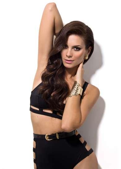 Gabriela Markus está confiante em vitória no Miss Universo