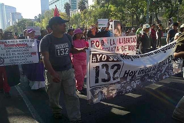 #YoSoy132 realiza asamblea extraordinaria en la UNAM