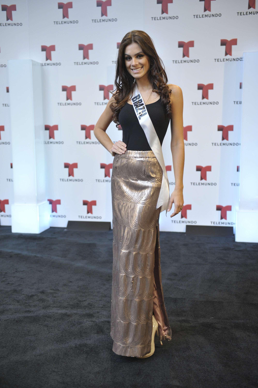 Às vesperas do Miss Universo, candidatas fazem ensaio ...