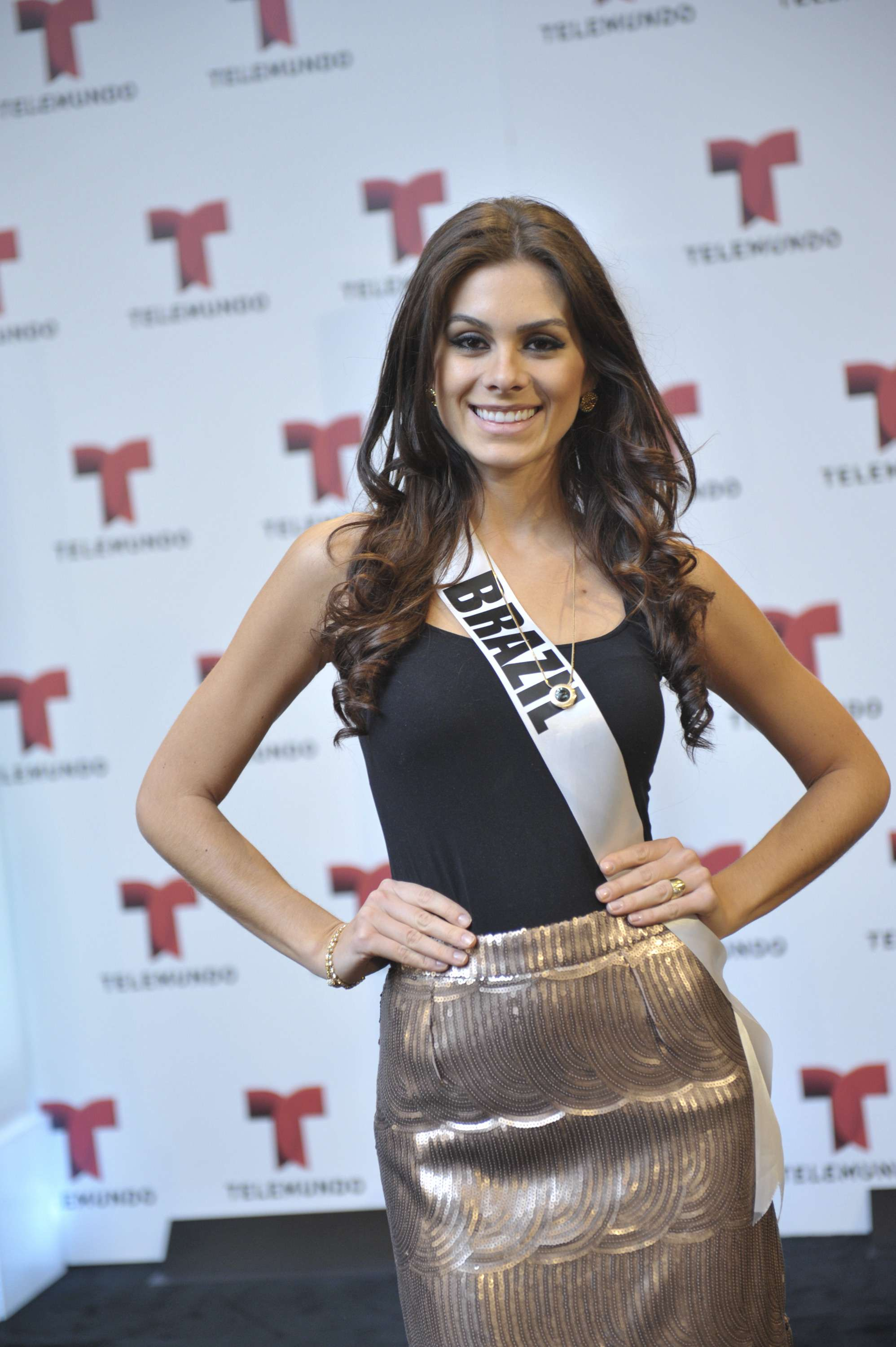 "Miss Brasil quer ""brilhar"" na final do Miss Universo"
