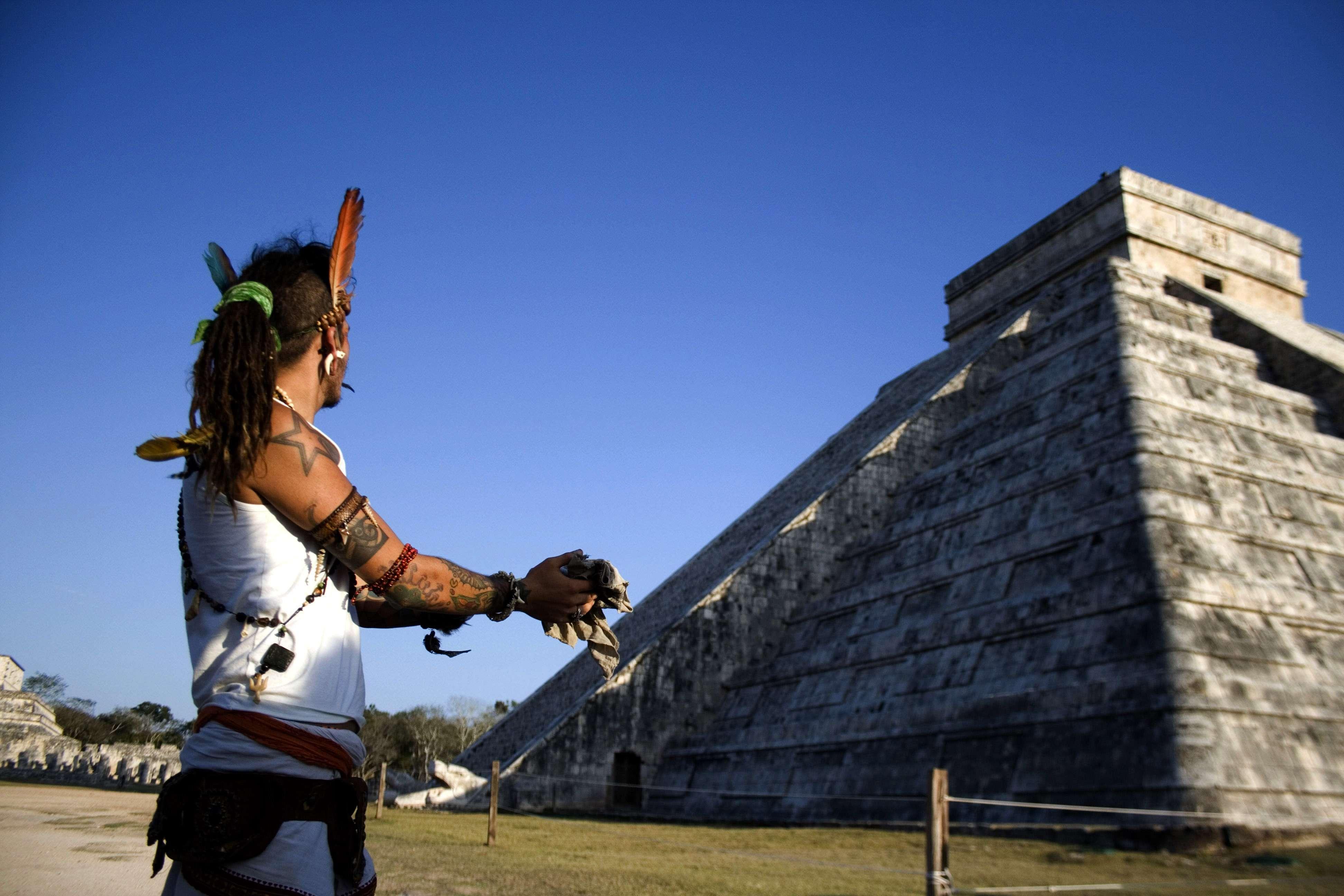 Qué hay detrás del 'fin del mundo' maya