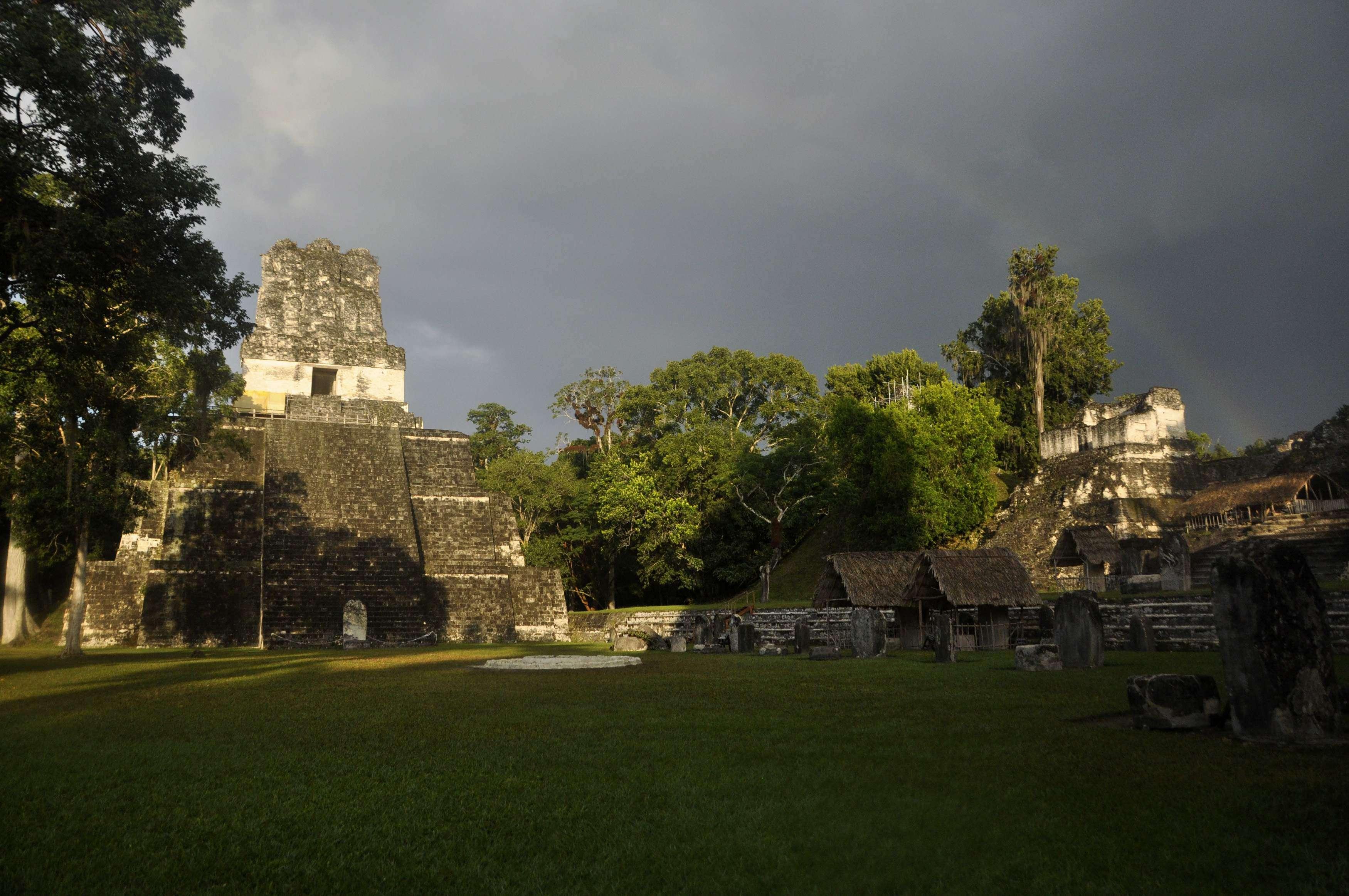 Star Wars y apocalipsis maya se encuentran en Guatemala