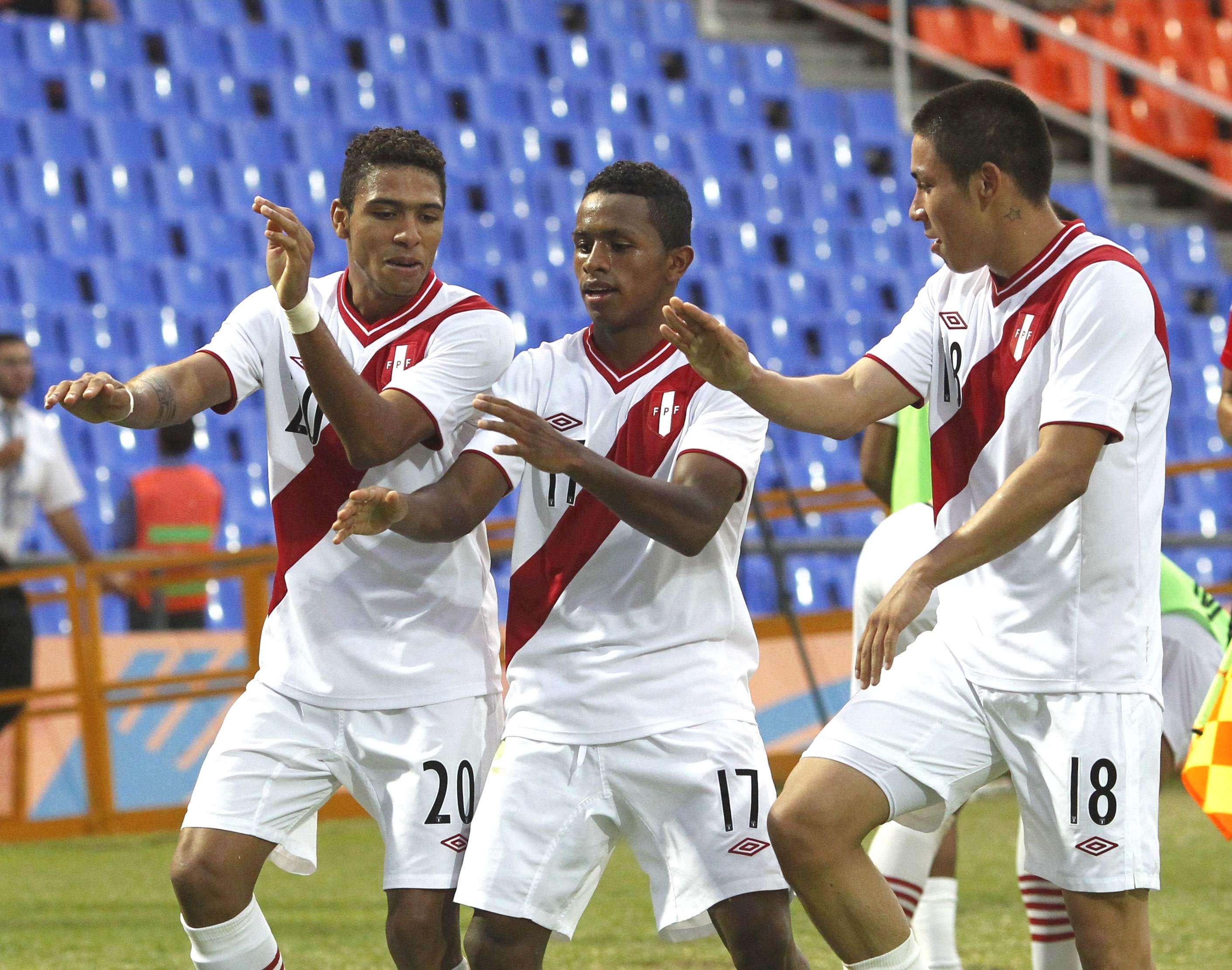 Peruanos Sub-20 recibirán más de US$5 mil si vencen a Chile