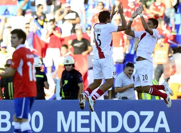 Prensa chilena reconoce que Perú fue superior a su selección