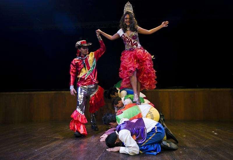 La magia del Carnaval de Barranquilla llega a Madrid