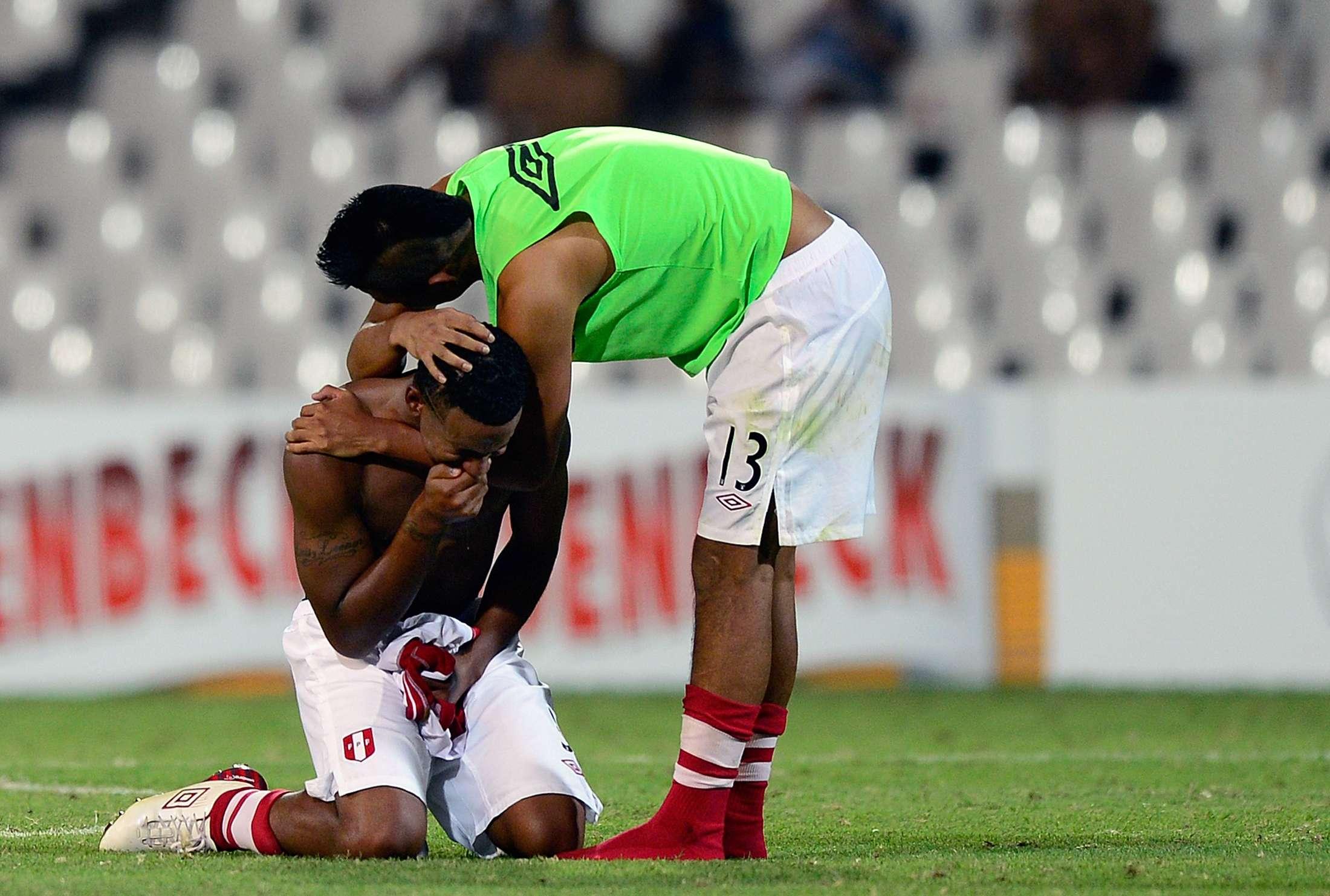 Perú sufre por quedar fuera del Mundial Sub20 de Turquía