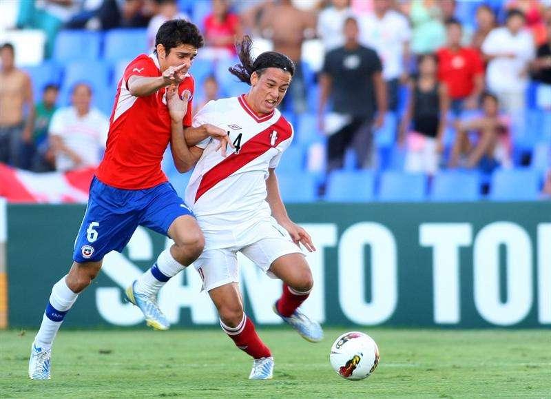 Perú iguala 1-1 con Chile y pierde el cupo al Mundial Sub 20
