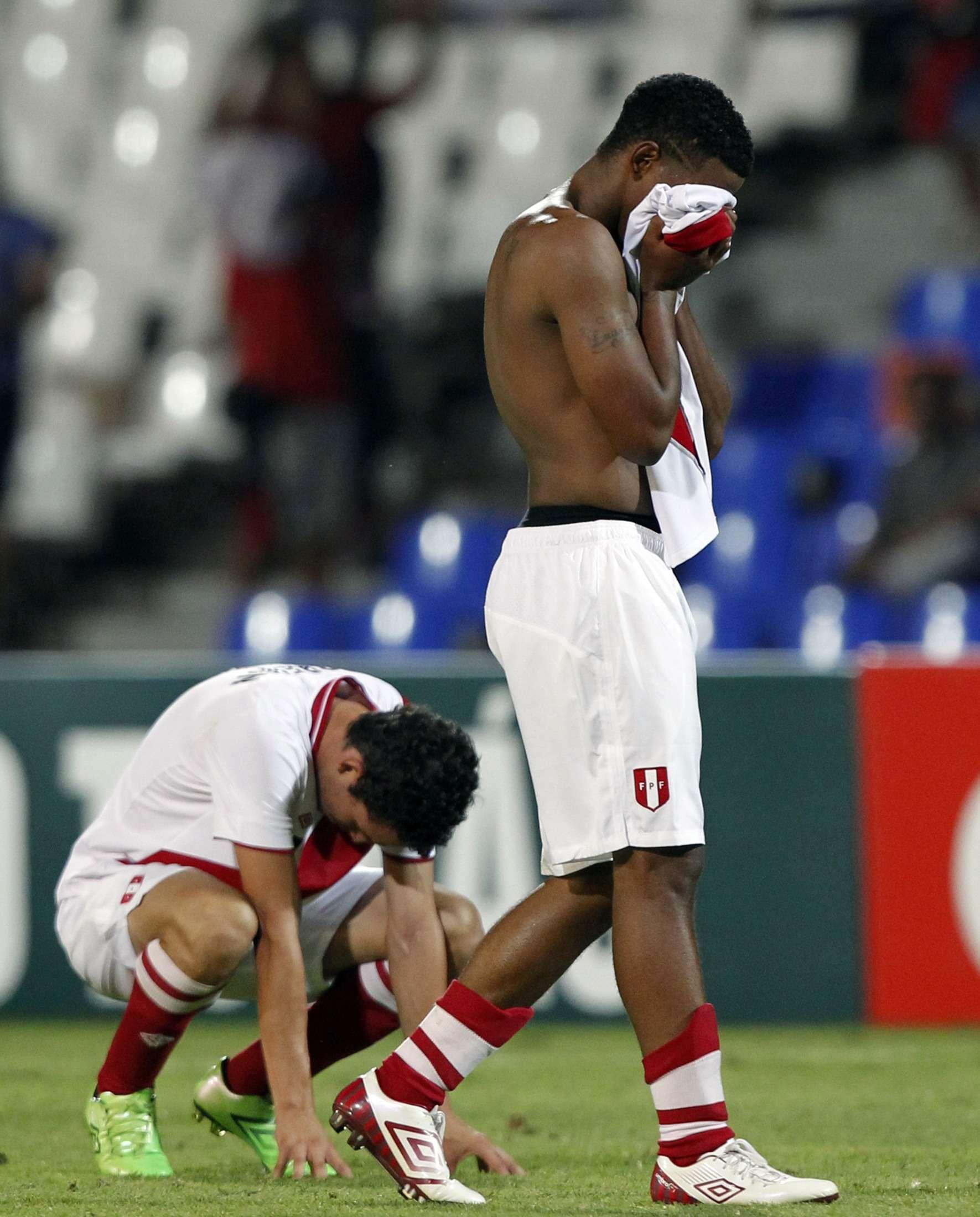 Llanto y frustración: Perú mereció más en Sudamericano Sub20