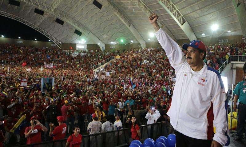 Cortesía Prensa Miraflores