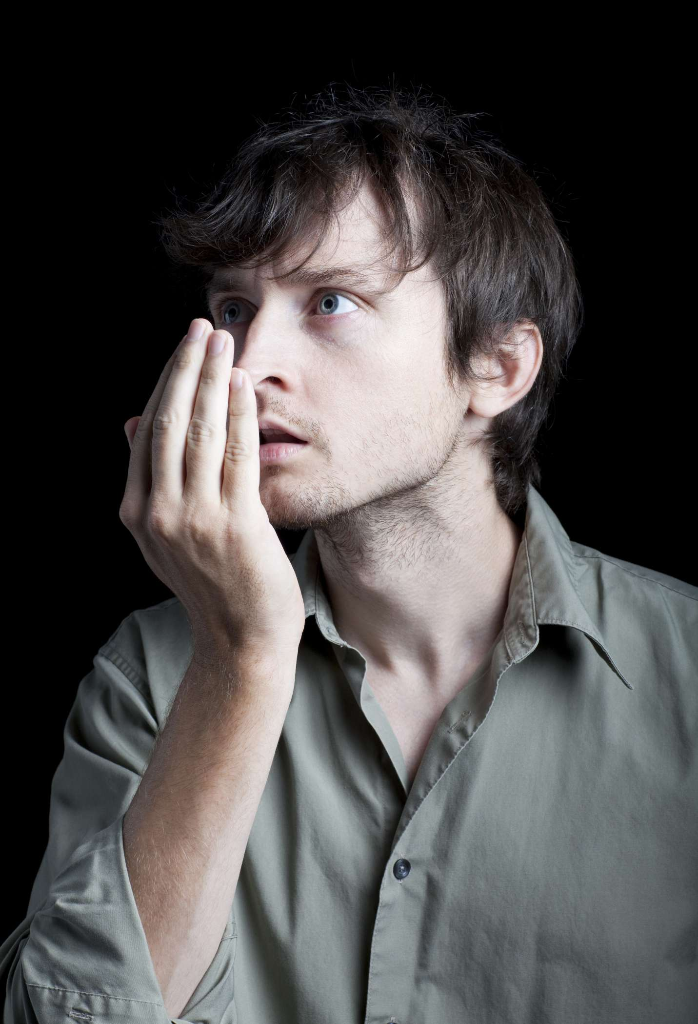 salud bucal halitosis Foto: ThinkStock