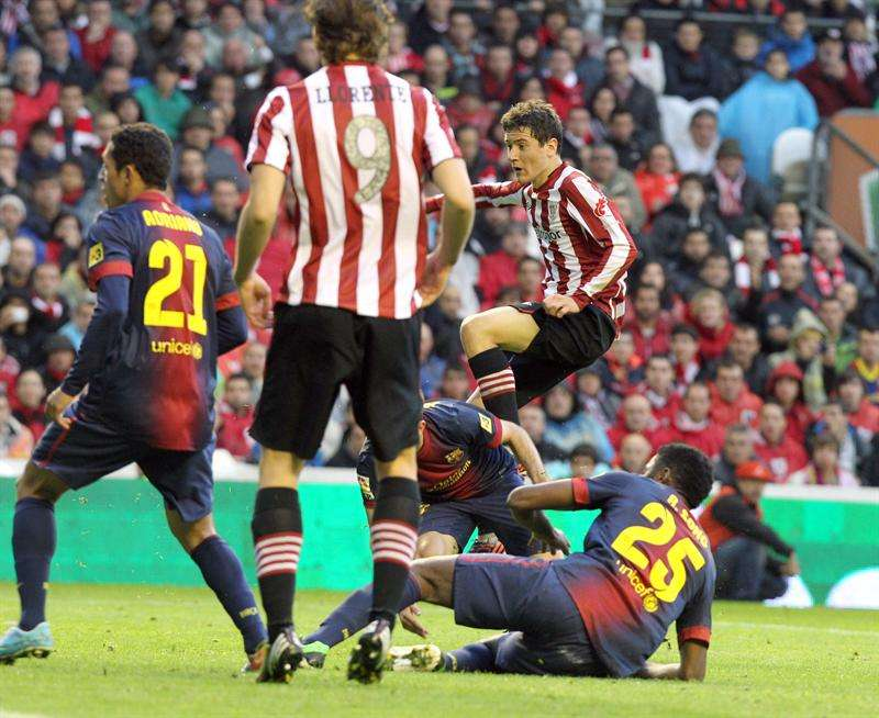"""Herrera: """"No hemos ganado porque ha salido Messi"""""""