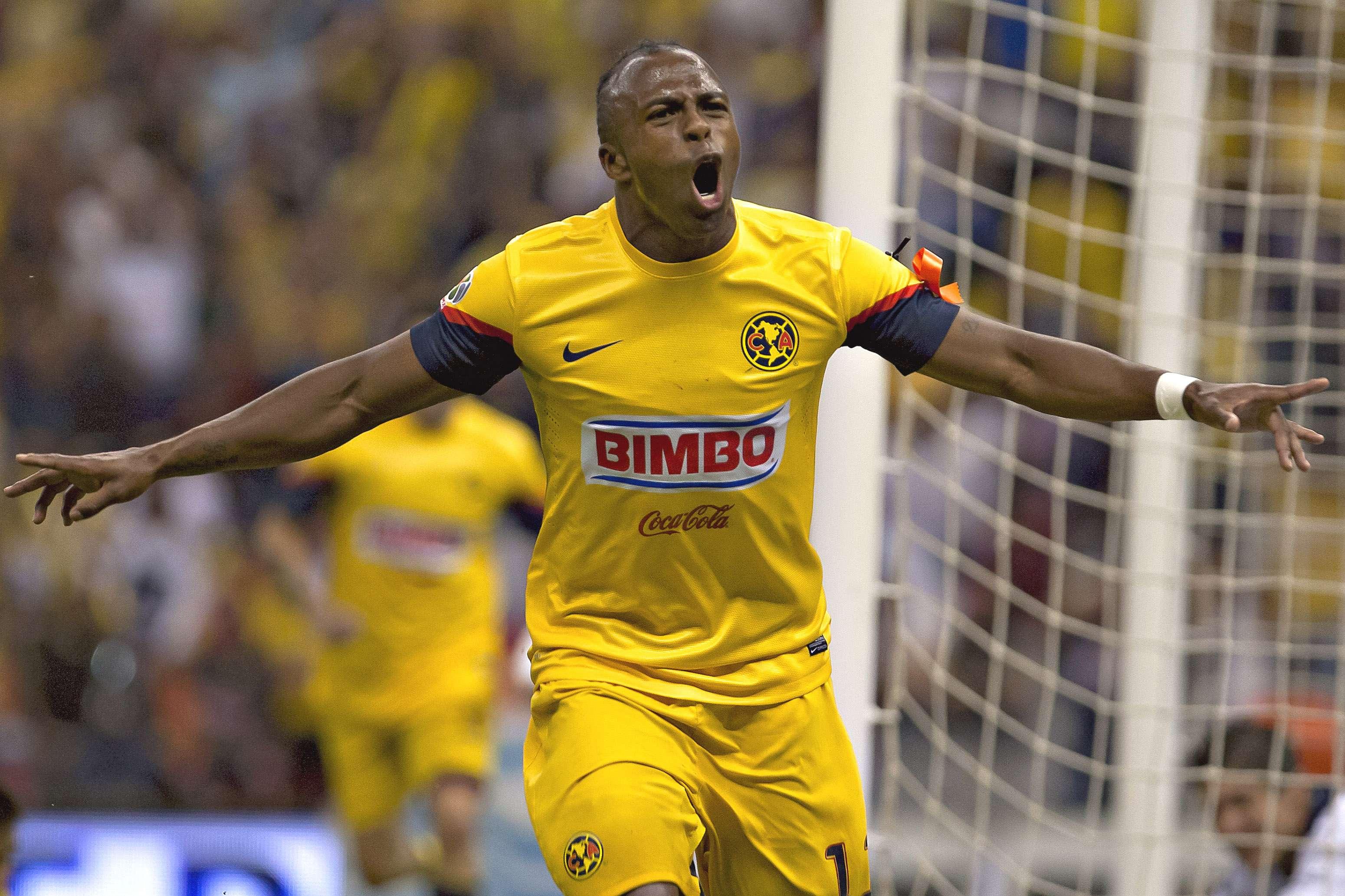 Christian Benítez (América) 12 goles - Clausura 2013 Foto: Mexsport