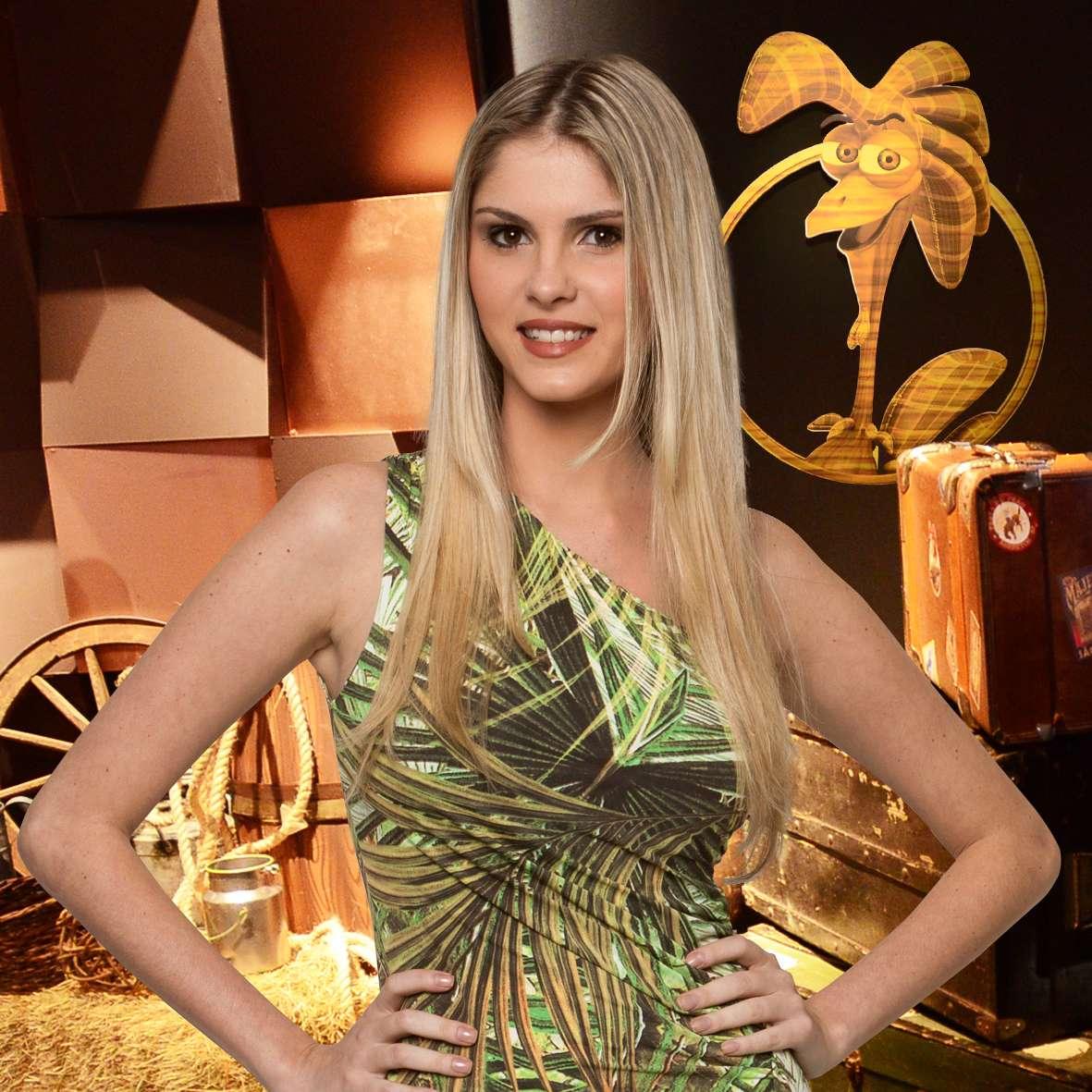 Bárbara Evans vence 'A Fazenda 6' e ganha R$ 2 milhões