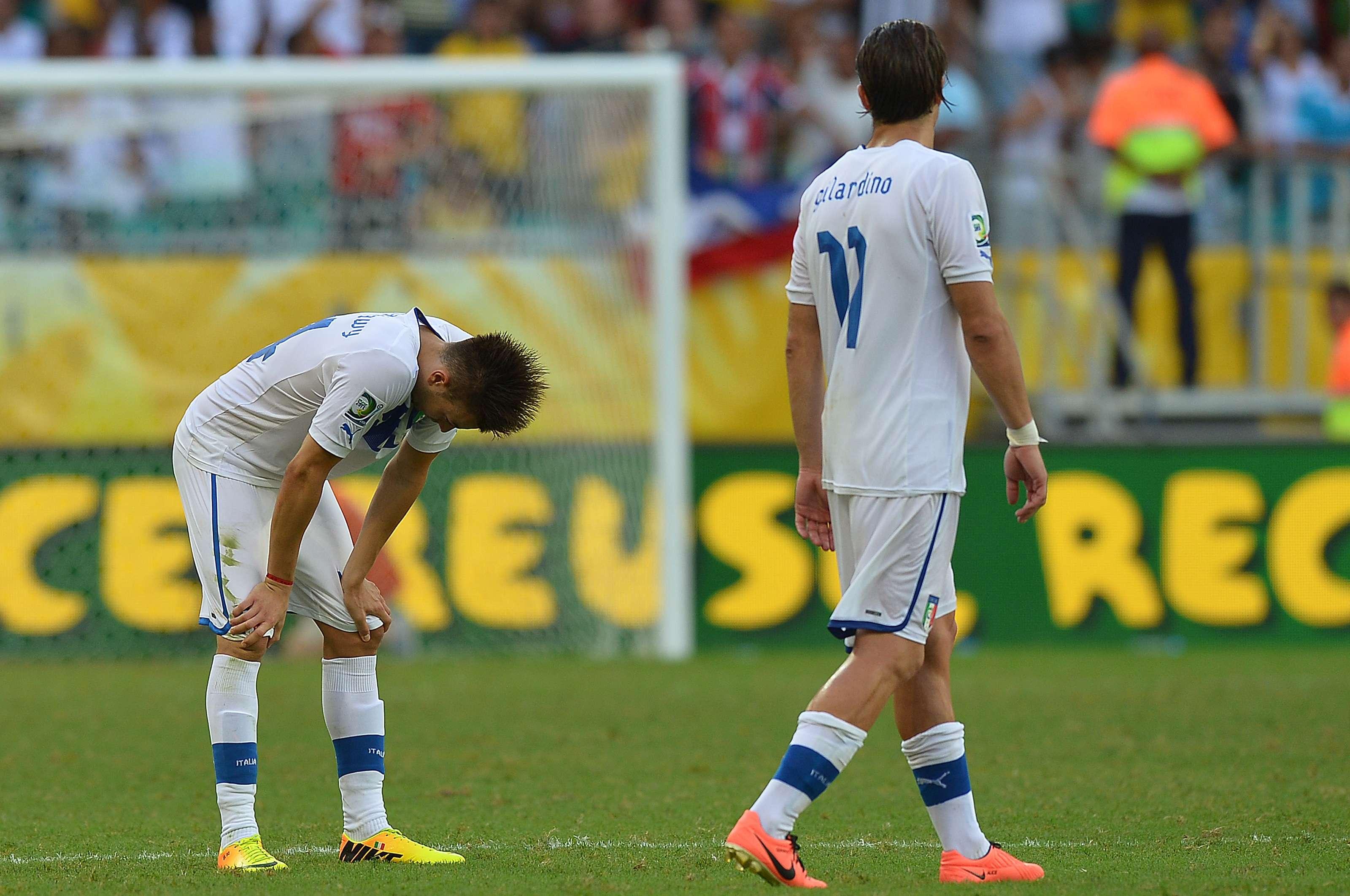 Brasil despide la Copa con un arduo trabajo por delante