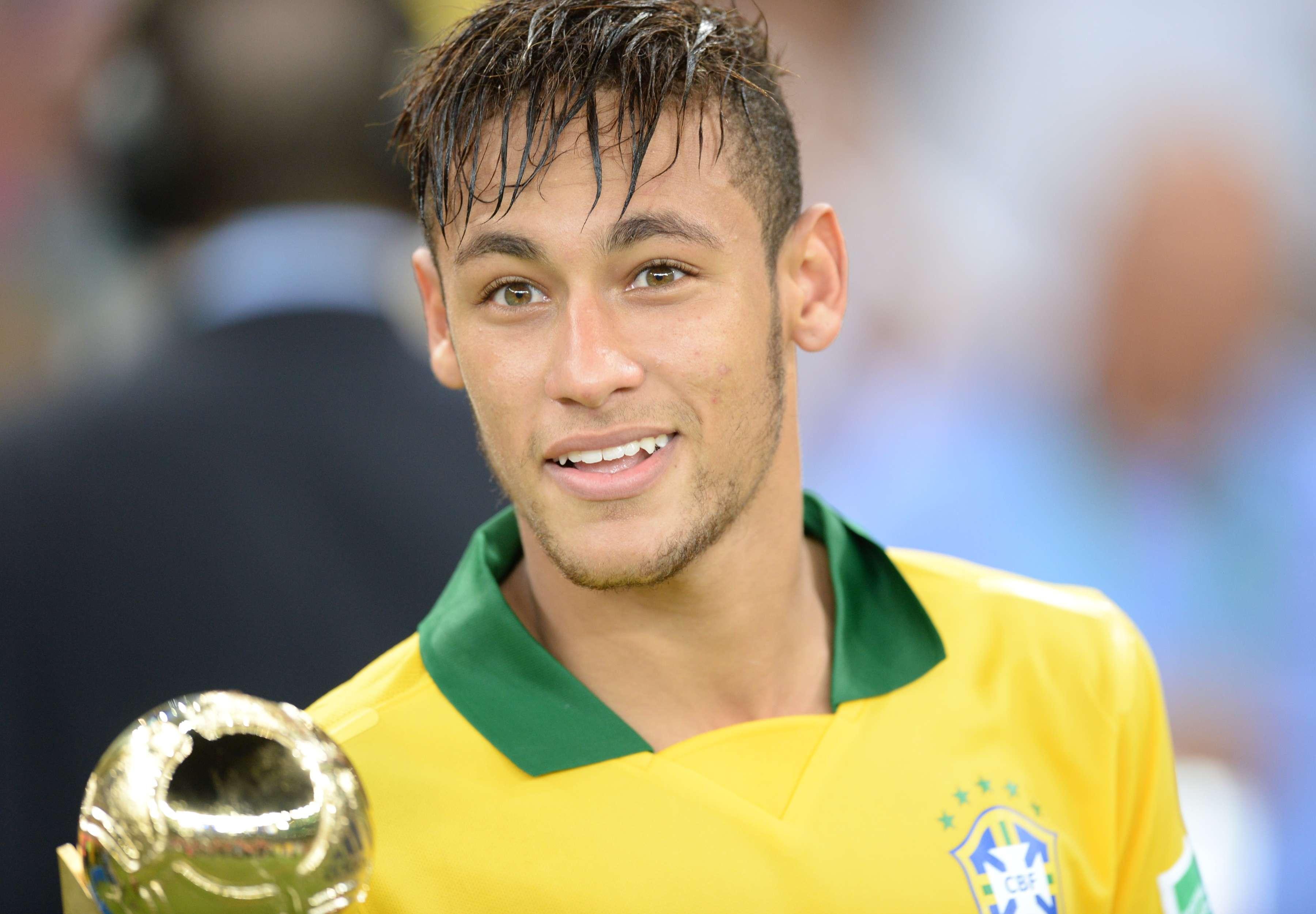"""Neymar: """"El mejor jugador fue todo el equipo"""""""