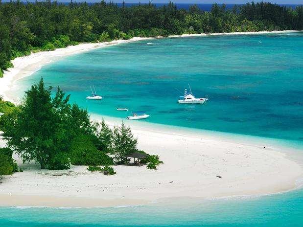 Gerard Larose/Seychelles Tourist Board