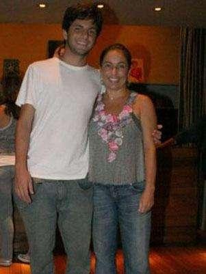 Rafael Mascarenhas, filho de Cissa Guimarães, morreu após ser atropelado no Rio de Janeiro Foto: AgNews