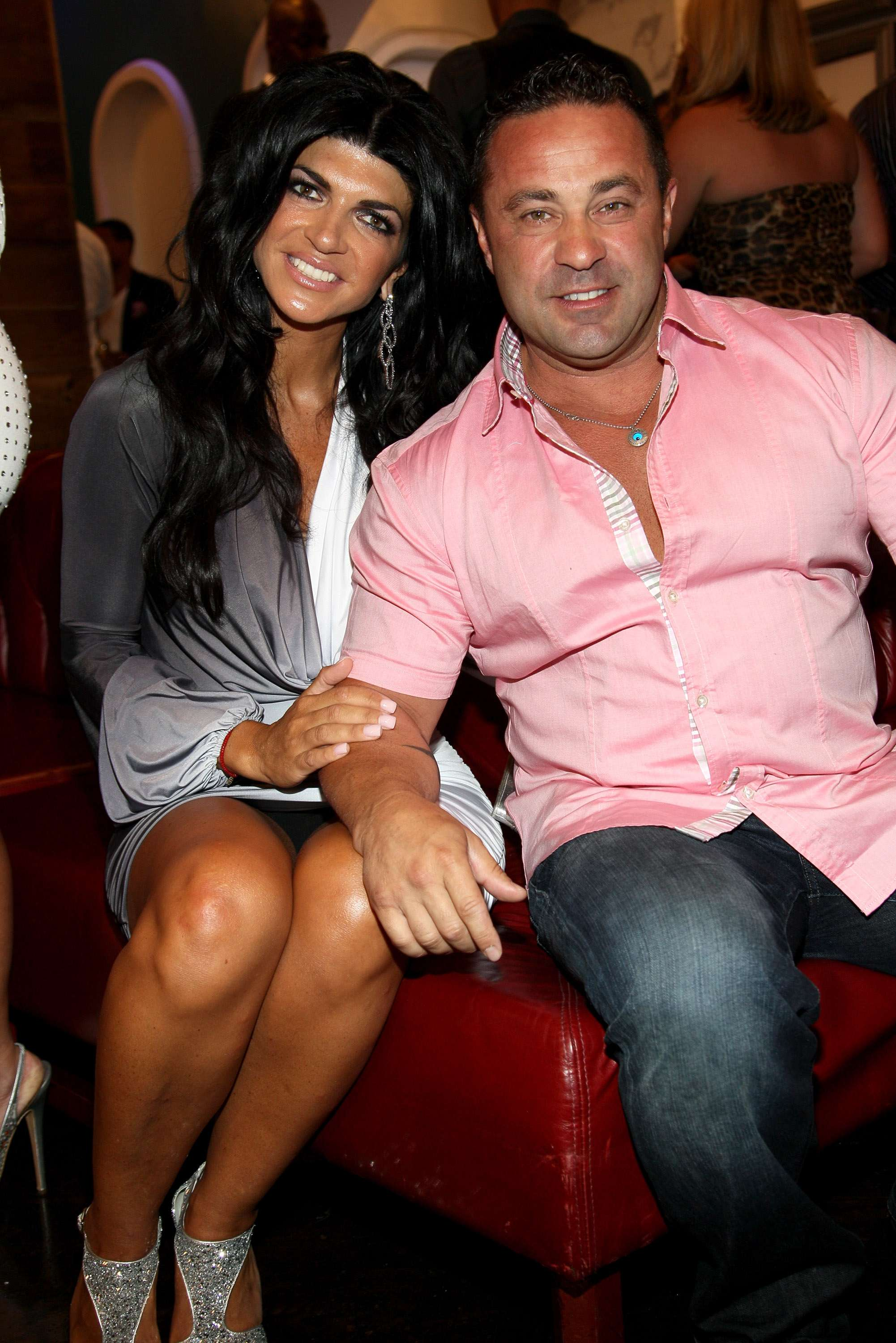 Teres y Joe Giudice Foto: Steve Mack/Getty Images