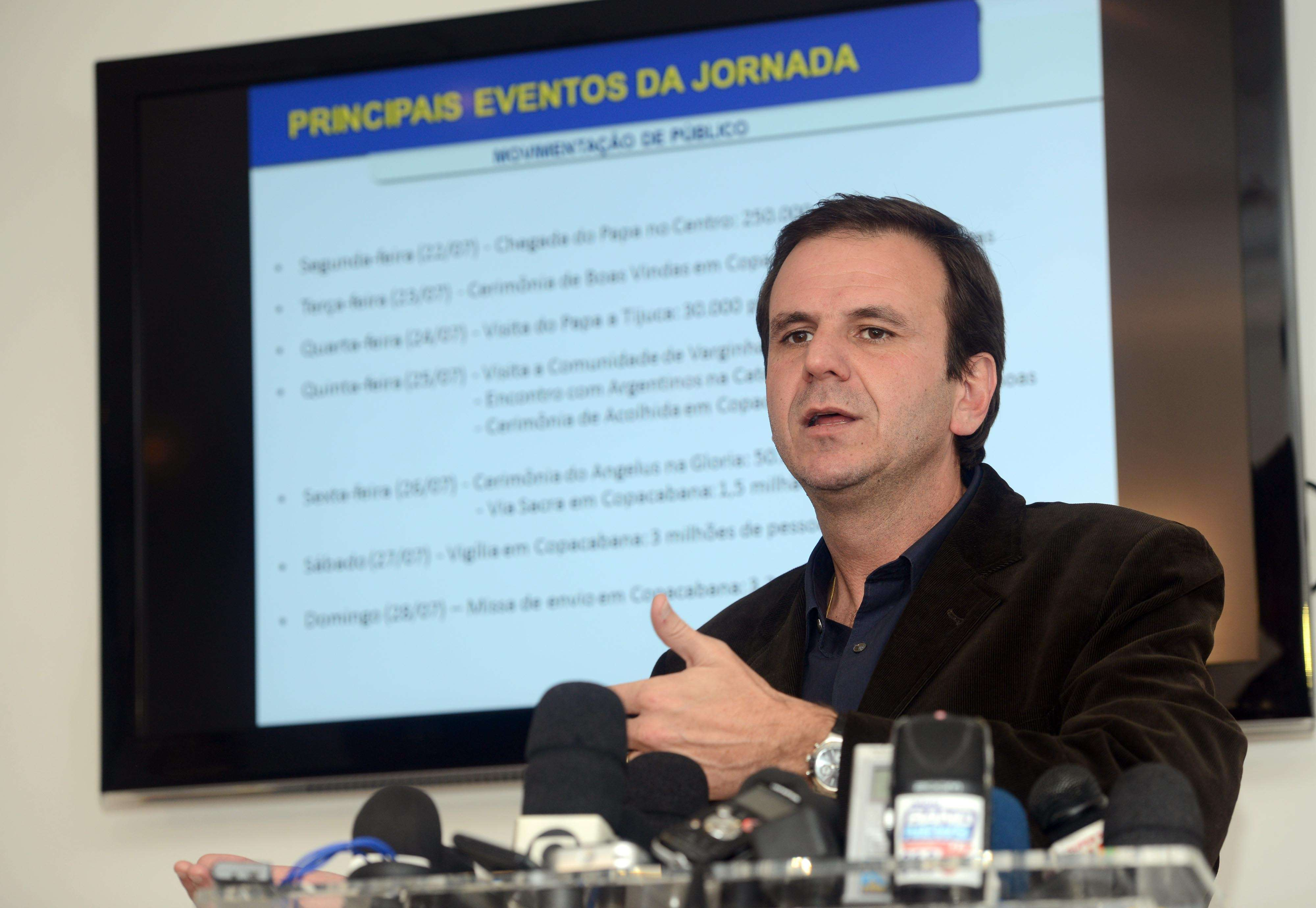J. P. Engelbrecht / Prefeitura do Rio/J. P. Engelbrecht / Prefeitura do Rio