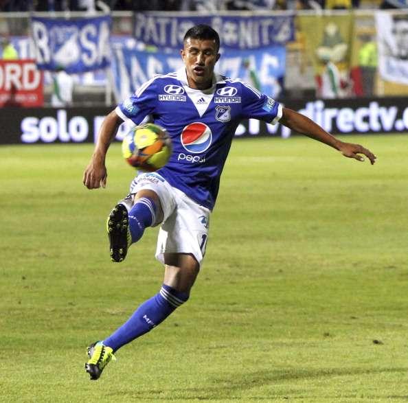 Mario González llegó a préstamo por año y medio a Millonarios Foto: Getty Images