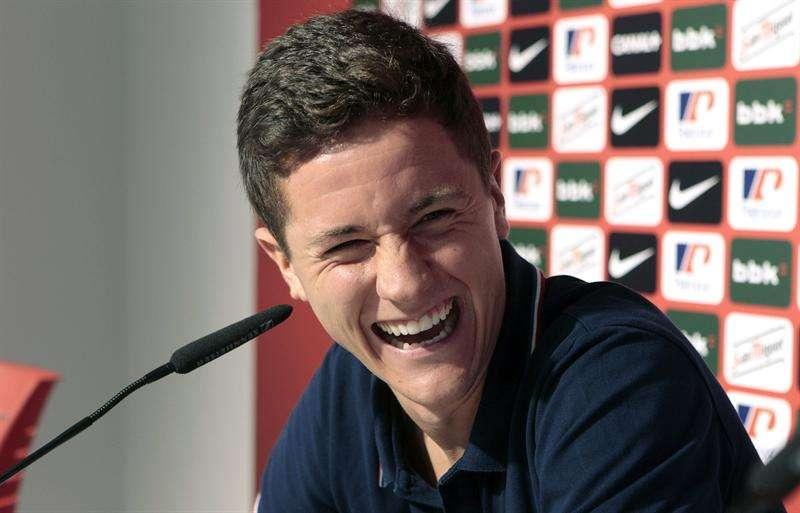 """Herrera: """"Estoy feliz, es falso que se llegase a un acuerdo"""""""