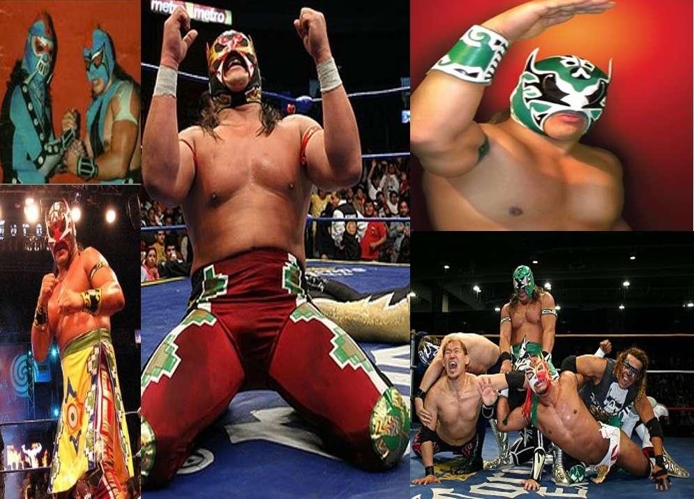 Último Guerrero es uno de los luchadores consagrados del CMLL. Foto: Tomada de Internet
