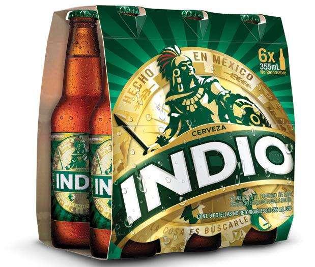 Indio, la cerveza oscura con mayor crecimiento en los últimos 15 años. Foto: Archivo.