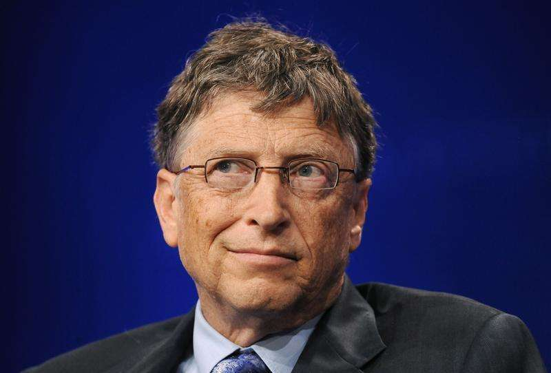Bill Gates participa de painel na Milken Institute Global Conference em Beverly Hills, California, EUA. 1/05/2013 Foto: Gus Ruelas/Reuters
