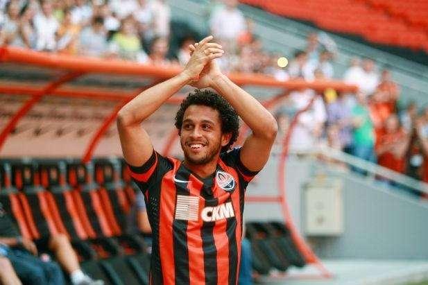 Wellington Nem - do Fluminense para o Shakhtar - 7,9 milhões de euros Foto: Divulgação