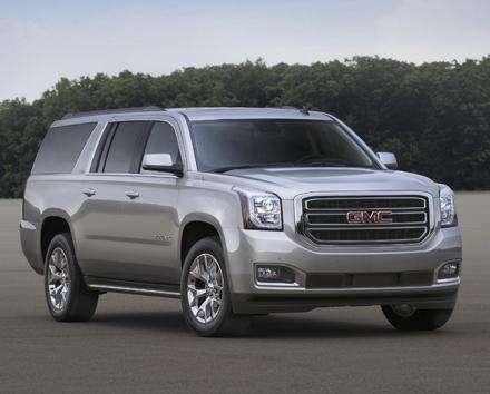 Fotos GMC Yukon XL 2015 Foto: GMC