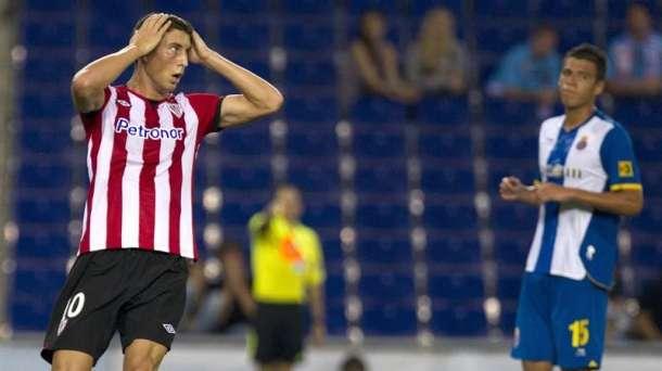 El Athletic lleva 15 años sin ganar a domicilio al Espanyol