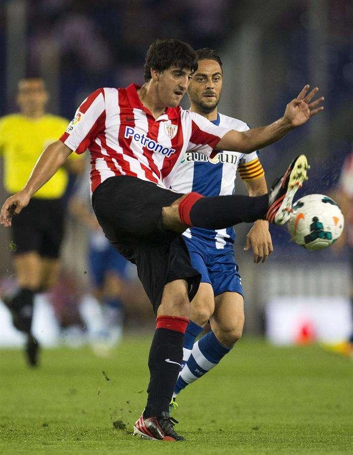 Las mejores imágenes del Espanyol - Athletic
