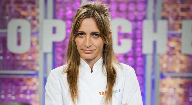 Begoña Rodrigo, en 'Top Chef' Foto: ATRESMEDIA