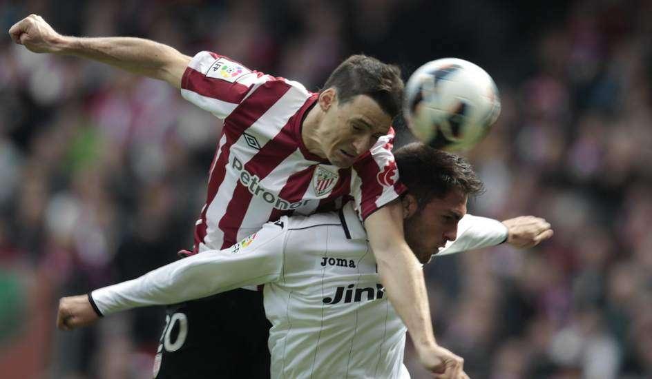 El Athletic domina los duelos ante el Valencia en San Mamés
