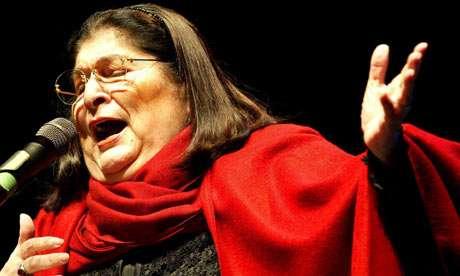 Merecedes Sosa Foto: Web