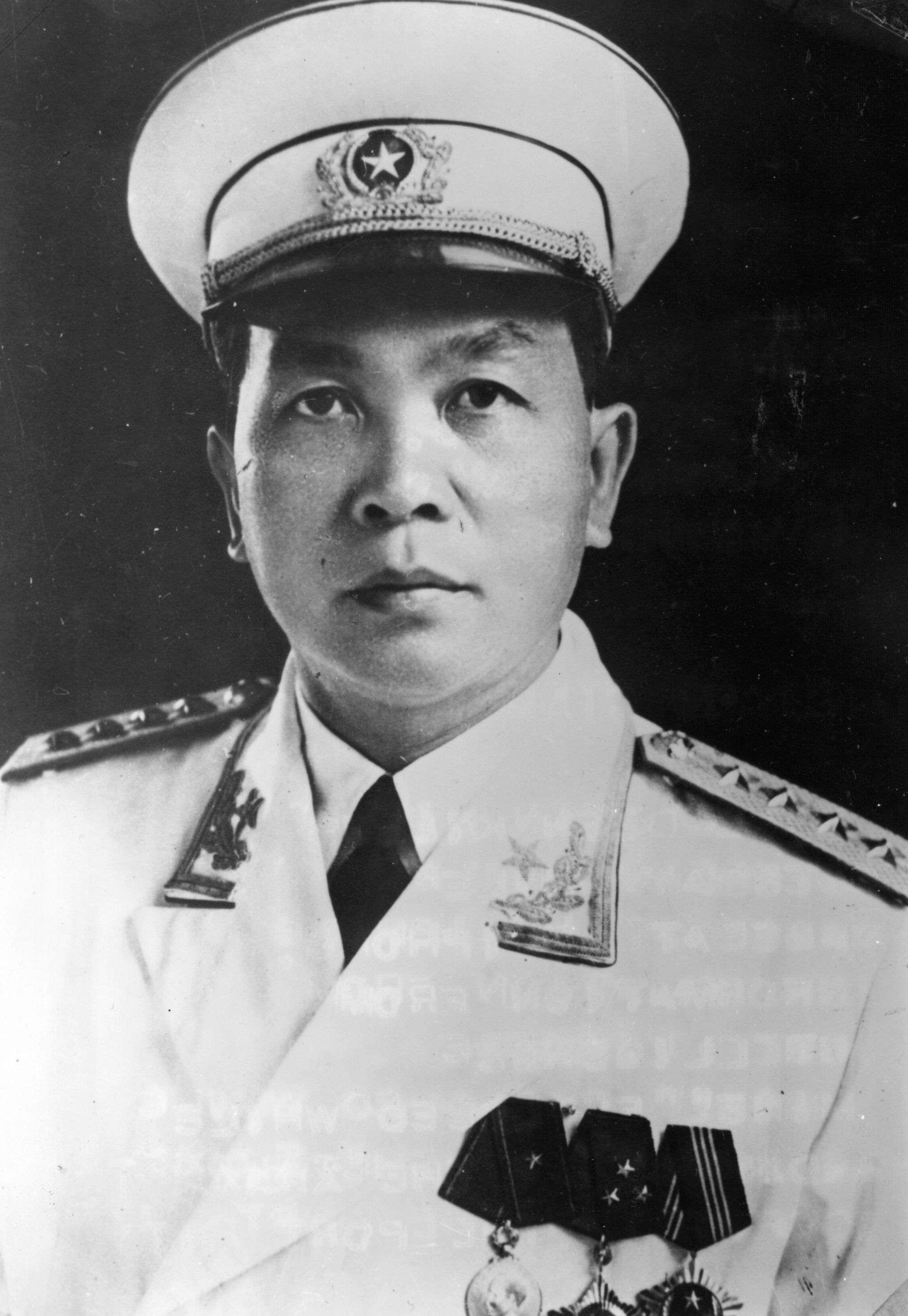 Nguyen Giap, a raposa da selva do Vietña